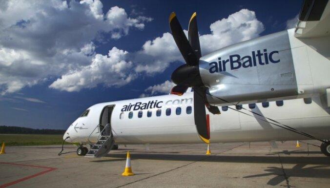 'airBaltic' piesaistot investoru, vēlas samazināt vairākuma akcionāra daļu