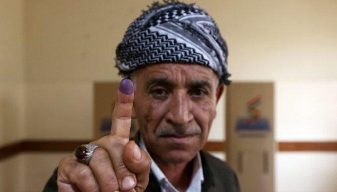 Новая страна, новые проблемы? Курды голосуют за независимость на референдуме