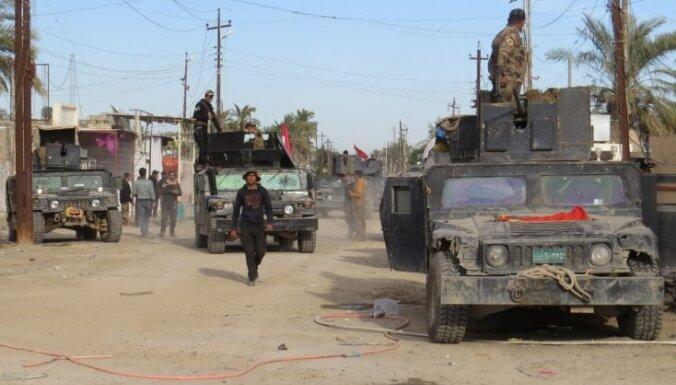 ANO: Irākā kopš 2014.gada gājuši bojā 18 800 civiliedzīvotāji