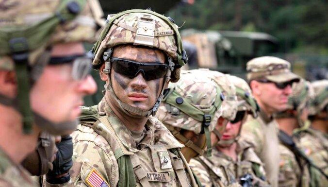 США могут дислоцировать часть выводимых из Германии войск в одну из стран Балтии