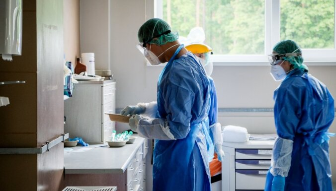 Госпитализировано уже 633 человека с Covid-19. 10% из них — в тяжелом состоянии