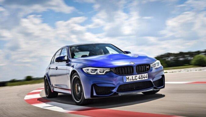 Страховщики: в Латвии и Литве чаще всего угоняют BMW, в Эстонии -— Toyota
