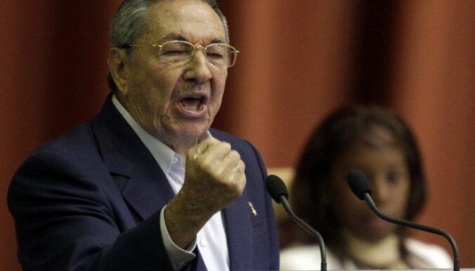 Лидер Кубы предупреждает о диверсии против революции