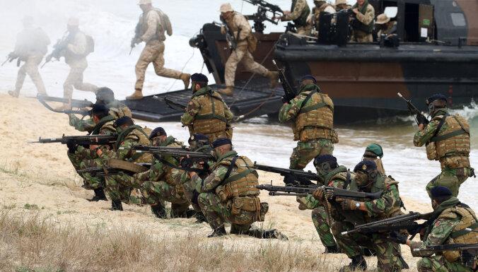 Portugāle cīņā ar Mozambikas džihādistiem sūta 60 karavīrus