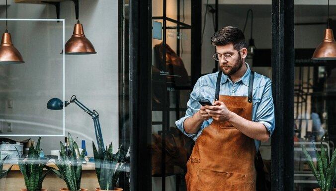 Dubultojies uzņēmumu skaits, kas pieslēguši mobilo zvanu vadības risinājumus