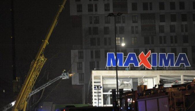 Ir pāragri runāt par uzņēmuma atgūšanos pēc traģēdijas, norāda 'Maxima'