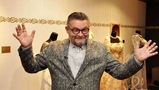 Daugavpilī plāno izvietot modes vēsturnieka Vasiļjeva kolekciju