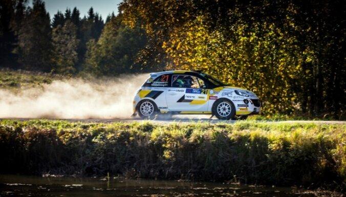 'Opel' koncentrējas rallijam ar 'Adam' un nākamās paaudzes 'Corsa'