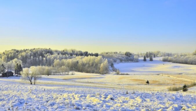 Piebalgas valdzinājums - vienas dienas maršruts ziemas atpūtai Vidzemē
