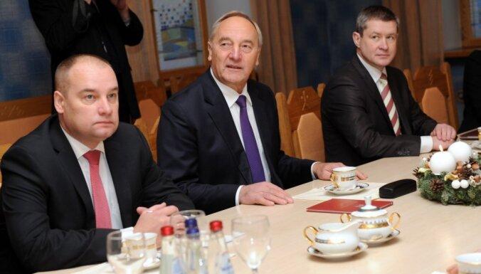 LTV: valsts prezidenta kanceleju Daudzes vietā vadīs viņa vietnieks Bimbirulis