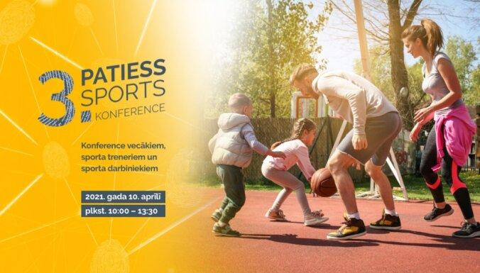 Starptautisko dienu 'Par tīru sportu' atzīmēs ar konferenci tiešsaistē 'Patiess Sports'