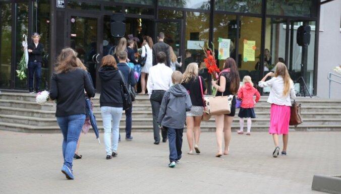 Исследование: учащиеся школ нацменьшинств ощущают свою принадлежность к Латвии