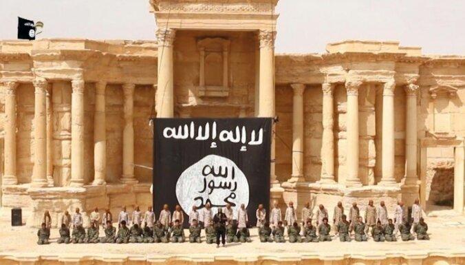 ВИДЕО: Боевики ИГ казнили хранителя античных памятников в Пальмире