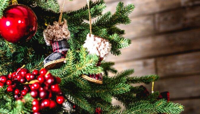 Konkurss: Parādi 'Delfi Aculieciniekam' savu izrotāto Ziemassvētku eglīti