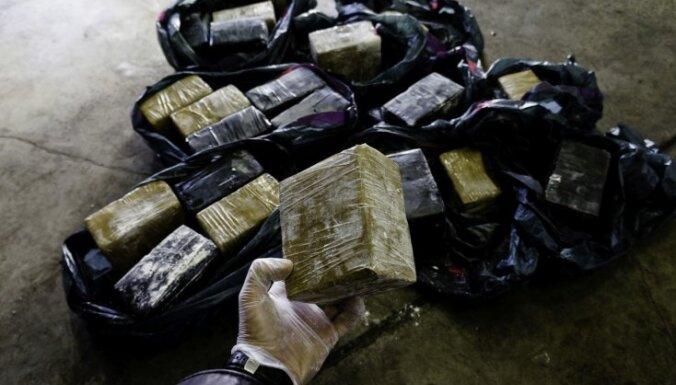 Через Армению пытались провезти транзитом около тонны героина