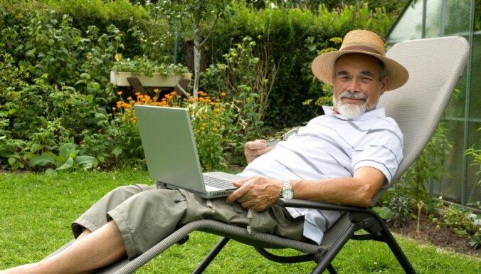 Reģionos dod priekšroku mobilajam mājas internetam