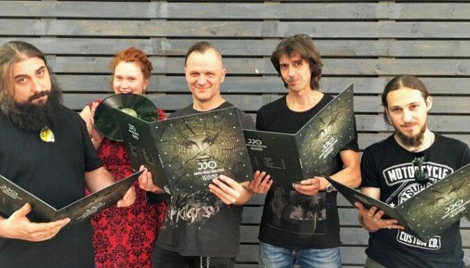 Juris Kaukulis un 'JJO' laiduši tautās vinila plati 'Ieviņa'