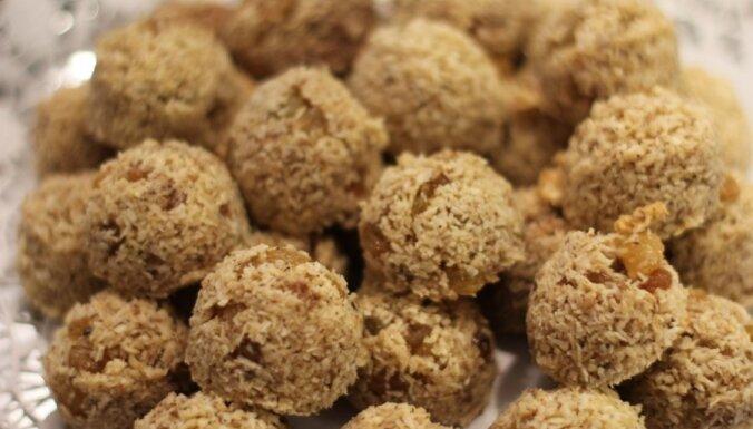 Такая знакомая Турция ... Наконец-то в Риге открылась кондитерская турецких сладостей
