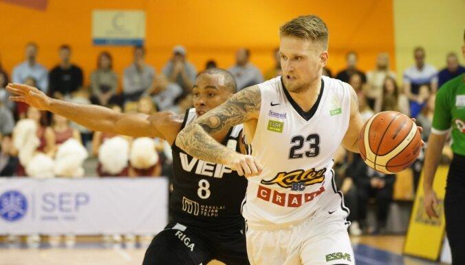 Latvijas-Igaunijas Basketbola līgā klubi sezonu uzsāks savu valstu robežās