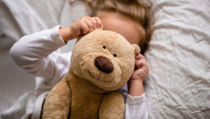 Ko par bērnu var pastāstīt viņa mīļākā rotaļlieta