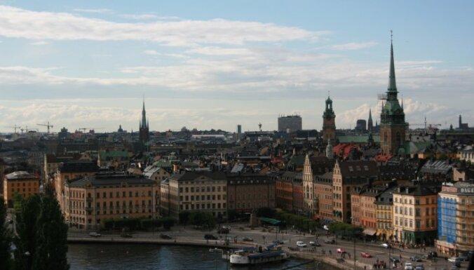 В Стокгольме недовольный политикой грозил взорвать здание