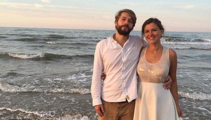 LTV kultūras žurnāliste Eva Johansone gaida otro mazuli