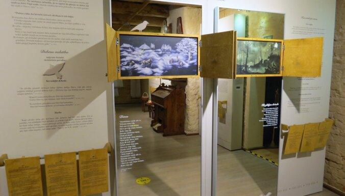 Jaunlaicenes muižas muzejā jauna ekspozīcija – 'Malēnieša pasaule'