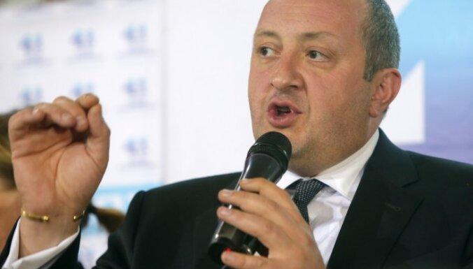 Президент Грузии увидел угрозу в договоре РФ и Абхазии