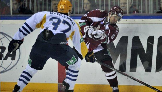 Rīgas 'Dinamo' uzsāk regulārās sezonas noslēdzošo mājas spēļu sēriju