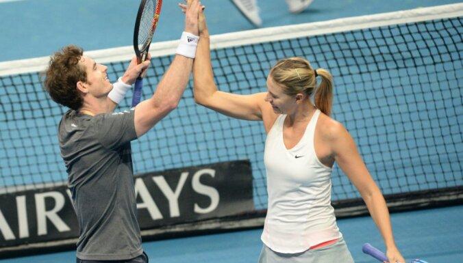Andy Murray, Maria Sharapova