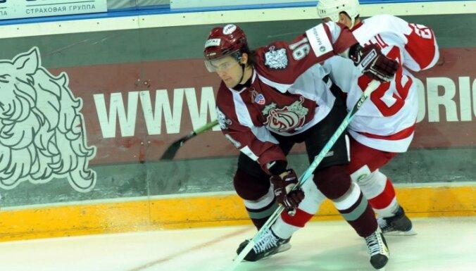 Edijs Brahmanis, Dinamo Riga