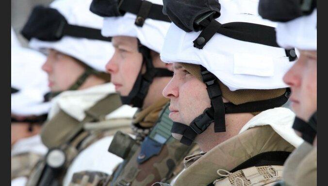 Latvija karavīru skaitu Afganistānā pagaidām nepalielinās
