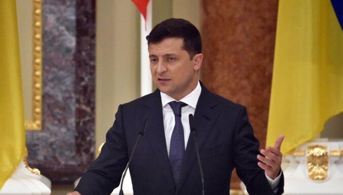 Zelenskis cer, ka Lukašenko izdos Ukrainai aizturētos Krievijas algotņus