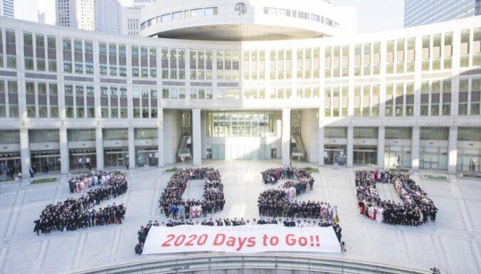Nākamo vasaras olimpisko spēļu mājvietas Tokijas ūdens ir pārāk piesārņots