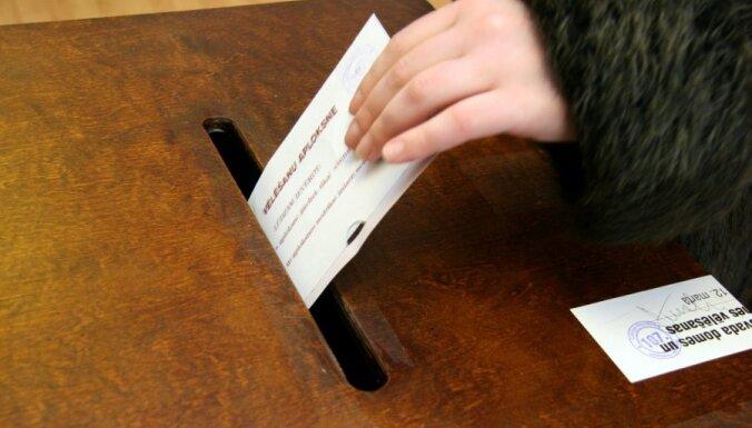 В муниципальных выборах планируют участвовать 73% избирателей