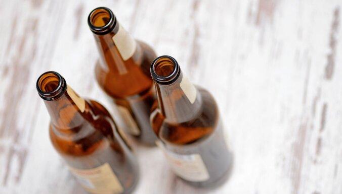 В Латвии можно будет сдавать бутылки по 10 центов