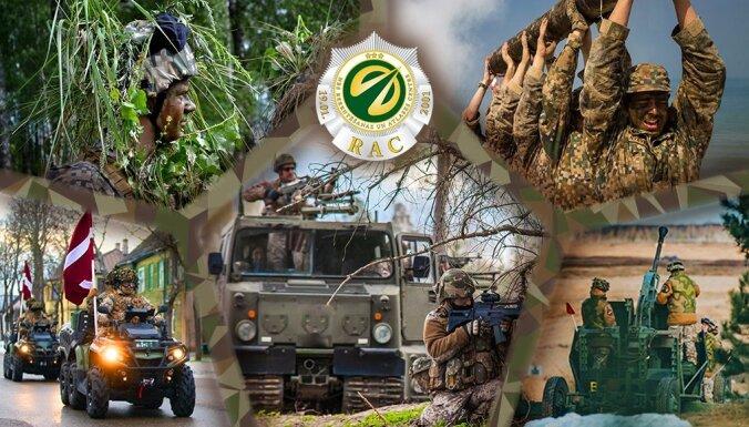 Rekrutēšanas centrs: Dienests Zemessardzē – brīvprātīgs devums valsts aizsardzībā