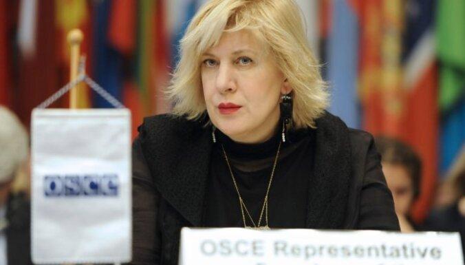 ОБСЕ запросила у Ринкевича подробности закрытия Sputniknews.lv