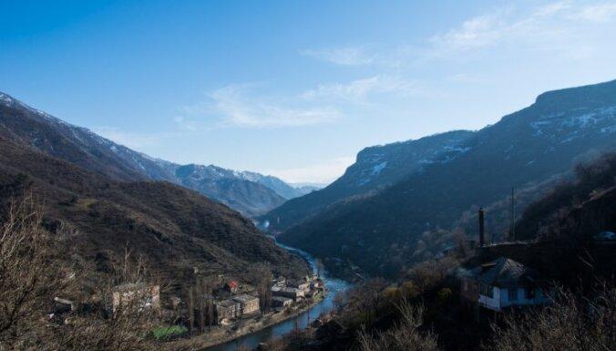 Ceļā uz Pita salu: ar riteni pa Armēniju (10. daļa)