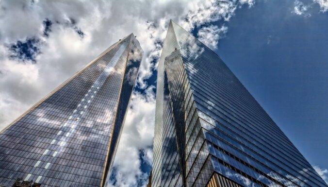 Pasaules finanšu centra titulu saglabā Ņujorka