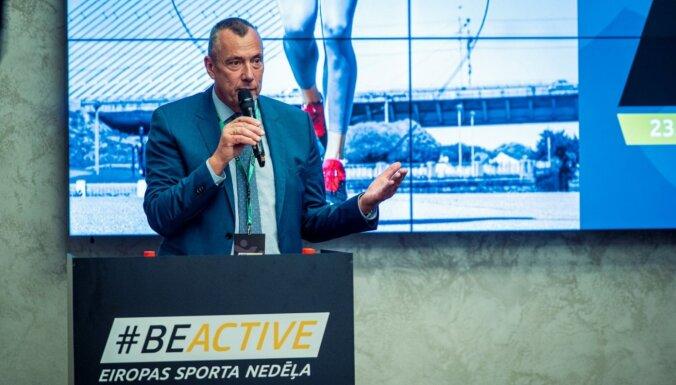 LSFP biedru kopsapulces rezolūcijā aicina atjaunot sporta nodarbības iekštelpās un sacensības ārtelpās