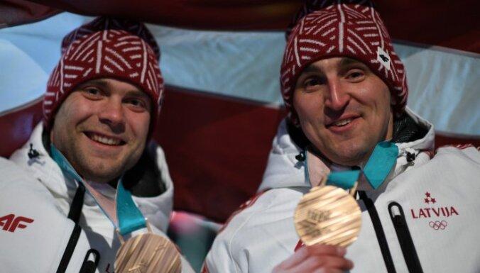 Латвия — третья в мире по щедрости на премии олимпийским призерам Пхенчхана