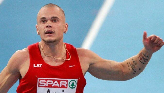 Лучший латвийский спринтер завершил карьеру в 28 лет