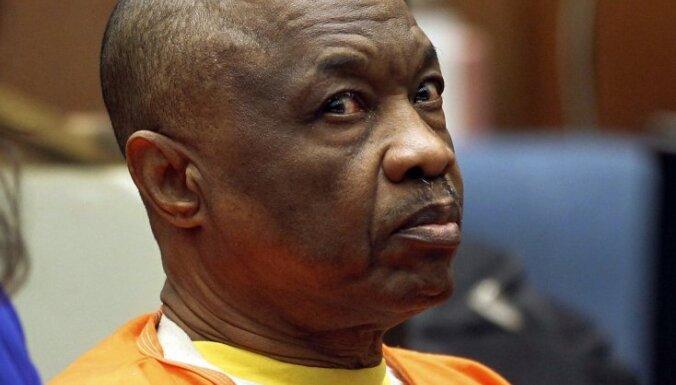 Losandželosas tiesa vīrietim par 10 sieviešu nogalināšanu piespriež nāvessodu