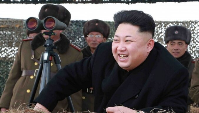 Ким Чен Ын отдал войскам приказ о подготовке к наступлению