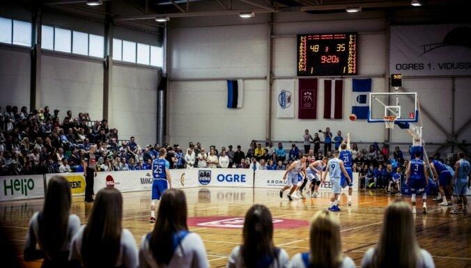 Latvijas-Igaunijas Basketbola līgas sezona sāksies Liepājā, Ogrē un Rīgā
