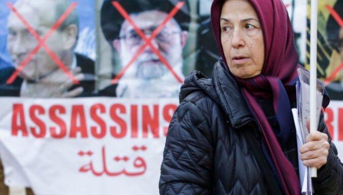 Protestu laikā Irānā aizturēti aptuveni 3700 cilvēki, atklāj deputāts