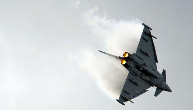 Из-за действий россиян у границ стран Балтии британцы подняли в воздух истребители