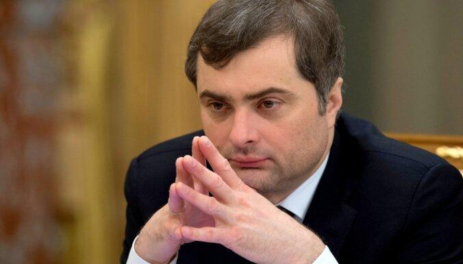 Сурков предсказал России 100 лет геополитического одиночества
