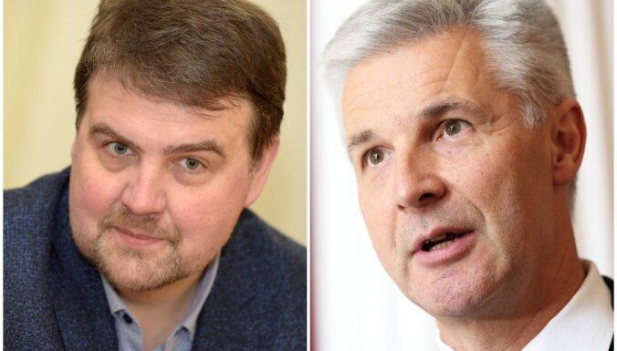 Pabriks un Ijabs iestājušies partijā 'Latvijas attīstībai'